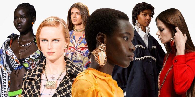 tendances bijoux printemps 2021 http://strassetpaillette.fr