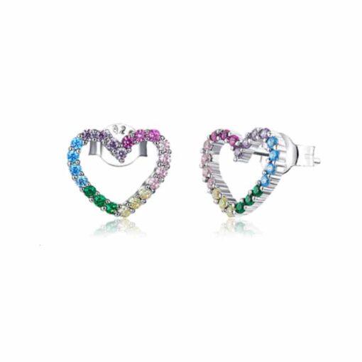 boucles d'oreilles femme colorées passion bijoux bijoux strass femme boucles d'oreilles strass et paillettes