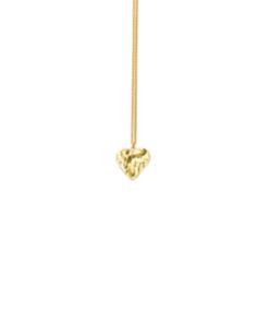 collier coeur doré amélia