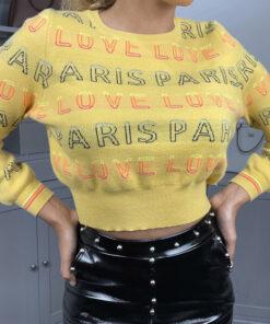 pull-court-moutarde-a-inscription-paris-love