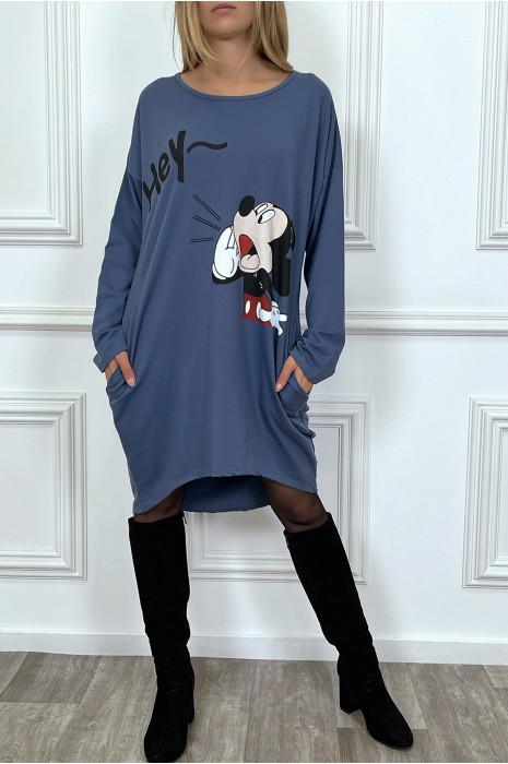 robe-tunique-indigo-avec-poches-et-dessin-a-l-avant